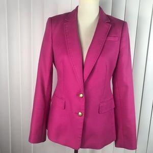 Banana Republic Pink Classic Blazer